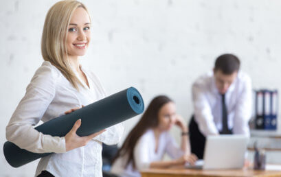 Energised, happy and healthy employees move more