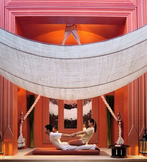 Wellness tourism thrives within a booming global wellness economy