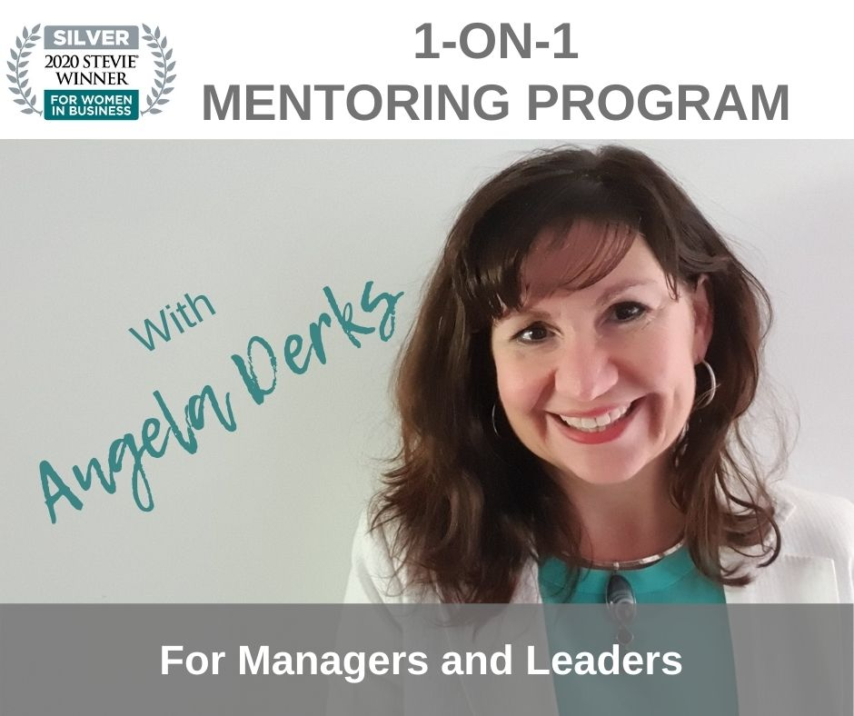 Mentoring with Angela Derks