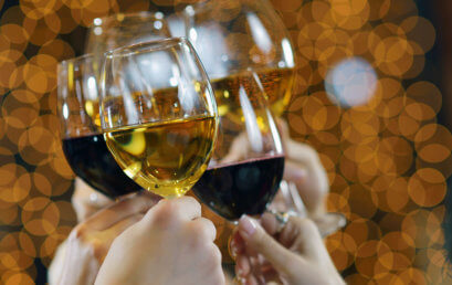 How to drink less alcohol and still enjoy the celebrations