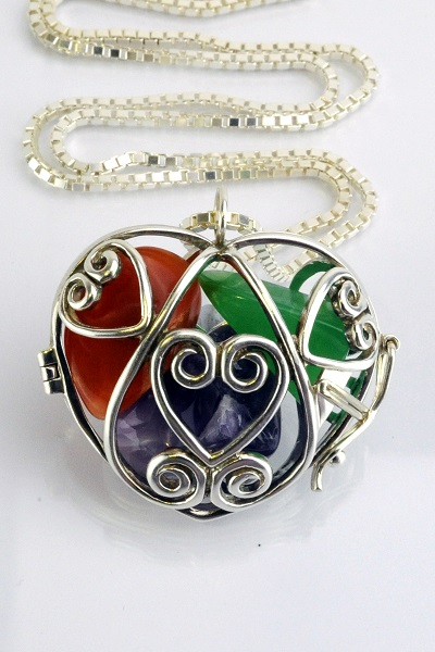 The Locket of Unconditional Love